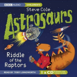 Astrosaurs: Riddle of the Raptors - now available on CD!