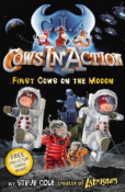 Cows In Action: First Cows On The Moon